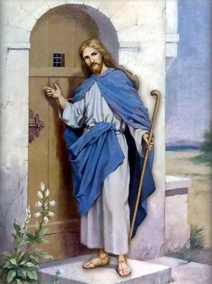 Jesus Knocking_4